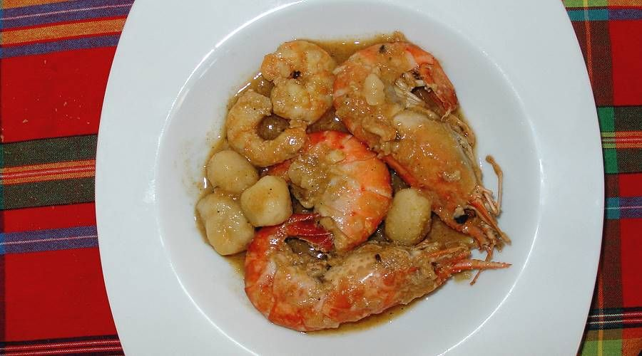 Creole cooking food and restaurants in martinique for Cuisine martinique
